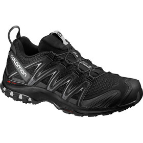 Salomon XA Pro 3D Wide Shoes Herren black/magnet/quiet shade
